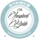 Featured on Inspired Bride