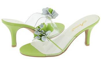 1396 402681 p Shoes: Something Green