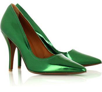 38683 in dl Shoes: Something Green
