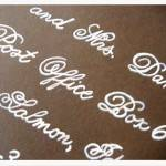 DIY Calligraphy, A Lot Easier Than You Think