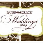 Upcoming Events at Paper Source Weddings