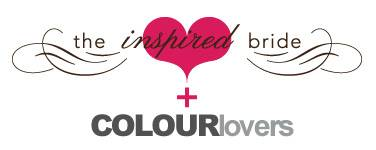 New Feature: Inspired Bride + ColourLovers