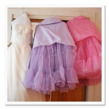 Crinoline by Wedding Cabaret