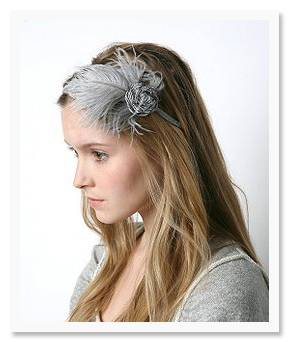 flower7 Bride and Bloom:  Adorable Floral Hair Accessories