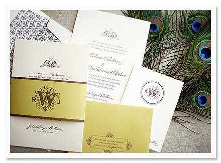 Monogram by Paper Chez