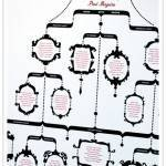 Buy It Yourself: Chandelier Geneology Chart by Mélangerie