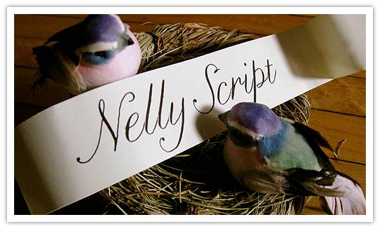 nelly1 Font LOVE.