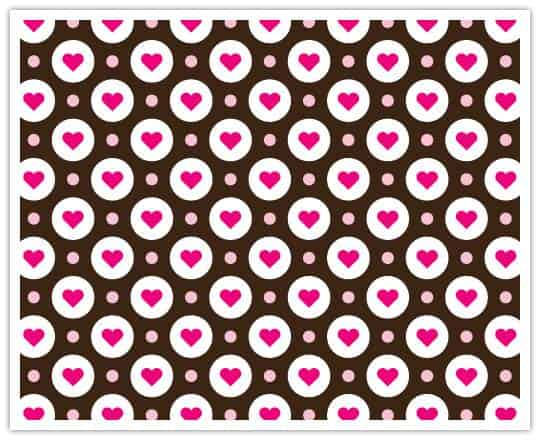 Sweethearts Pattern