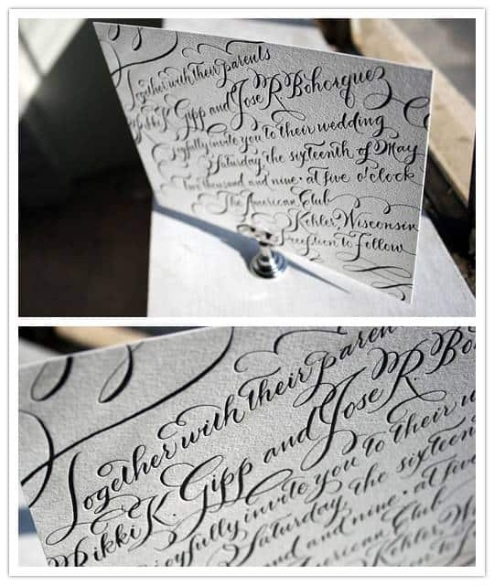 New Calligraphy by Bella Figura