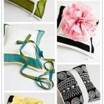 Chic Ring Pillows from Maihar Design