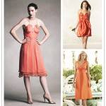 A Spectrum of Bridesmaids: Oranges
