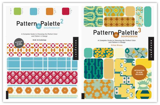 Beautiful Books: Pattern and Palette Series