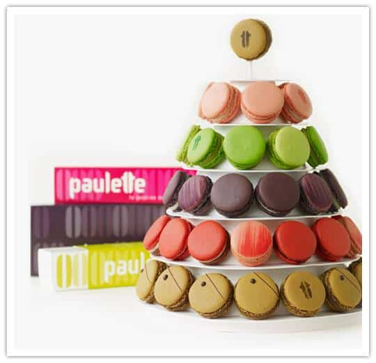 paulette1 Let Them Eat Macarons: Lovely Pastries from Paulette Macarons