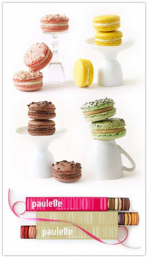 paulette2 Let Them Eat Macarons: Lovely Pastries from Paulette Macarons