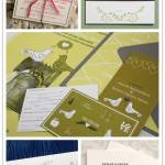 Whimsical Invitations from Bird and Banner