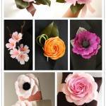 Love in Bloom: Beautiful Pieces from DK Designs and Estilo Weddings