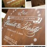 Sign of the Times: Gorgeous Custom Signage from Chocolate Butterbean