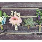 Do It Yourself Project: Romance and Lace Boutonniere