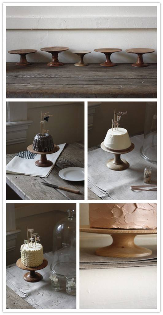 Putting it on a Pedestal: Lovely Cake Stands from Herriot Grace