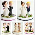 Top This: Adorable Cake Toppers from Lollipop Workshop