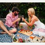 Planning is a Picnic: Gorgeous E-Shoot and Casual Wedding Inspo
