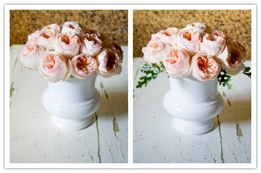 do it yourself project shabby chic centerpiece inspired bride