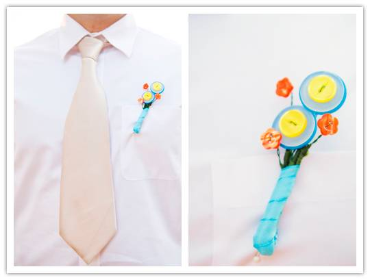 Do It Yourself Project: Button Boutonniere