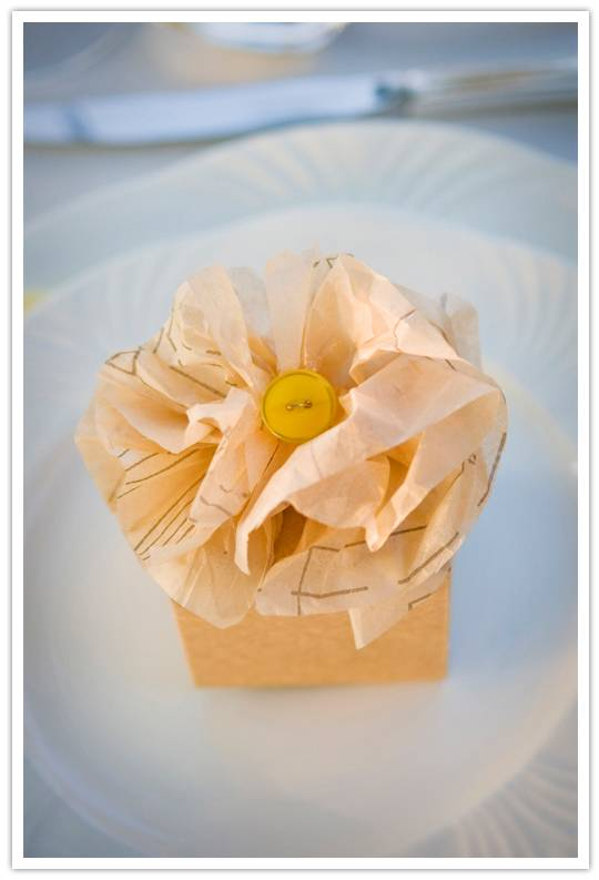 Do it yourself project sewing pattern paper flowers inspired bride using vintage sewing patterns gorgeous paper flowers were created to accent the tablescape and favor boxes mightylinksfo