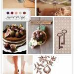Inspiration Board: Sophisticated Rustic