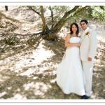 Real Wedding: Evonne + Chris
