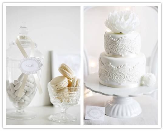064 Inspiration Shoot: Winter White Dessert Table