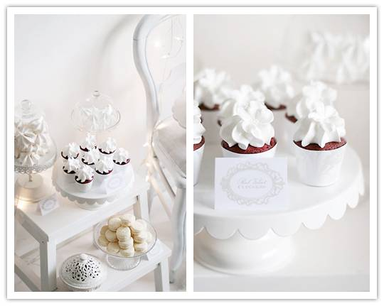 084 Inspiration Shoot: Winter White Dessert Table