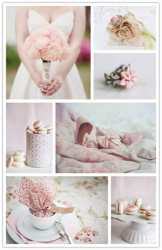 Inspiration Board: Soft and Sweet