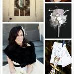 Inspiration Board: Wedding (Jingle) Bells