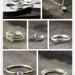 Simple + Chic: Jewelry from Andrea Bonelli Jewelry