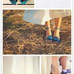 Something Blue: Shoe Inspiration
