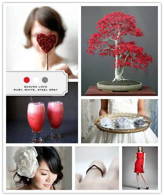 sakura Inspiration Board: Sakura Love