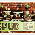 Inspiration Shoot: Spud Bar