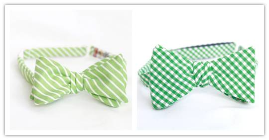 Round Up: Bringing Back the Bow Tie