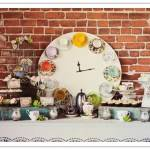 Inspo Shoot: An Eclectic Tea Party