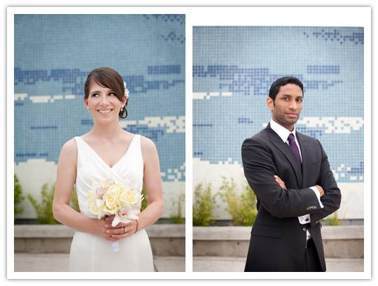 141 Real Wedding: Nora and Pranav