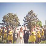 Real Wedding: Jenna + Pat