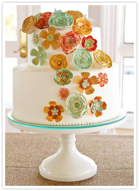On a Pedestal: Sweet Cake Stands from Sarah's Stands