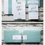Real Invitations: Marta + Joshua