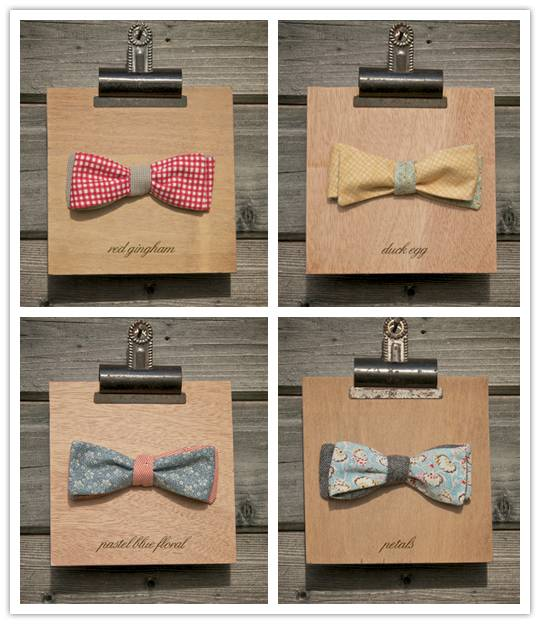 Tying the (Bow Tie) Knot: Hello in There