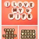 A Pretty Sweet Prop: Chocolate Words from What Candy Says