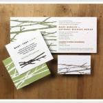 Plantable Handcrafted Earth-Friendly Invitations