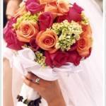 Hot Topic: Fresh or Silk Wedding Flowers