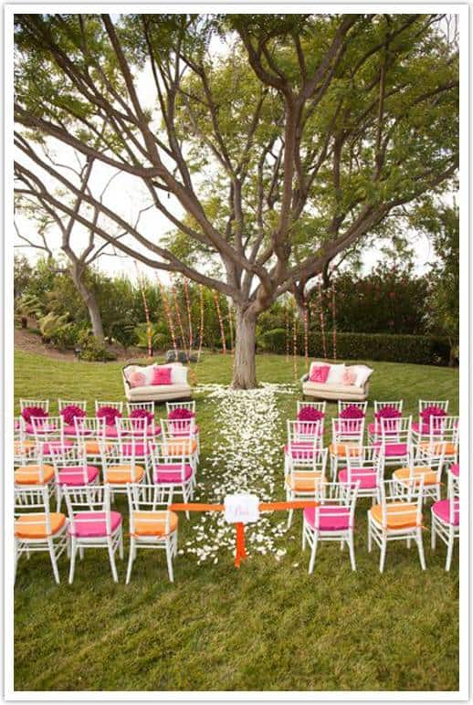 Outdoor Ceremony