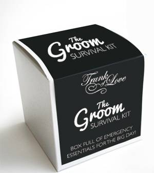 A Kit Just for your Groom